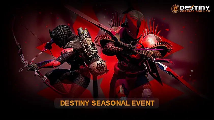 Crimson Days Destiny Seasonal Event