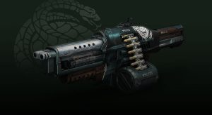 21% Delirium Pinnacle Machine Gun