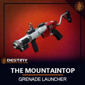 Mountaintop Grenade Launcher