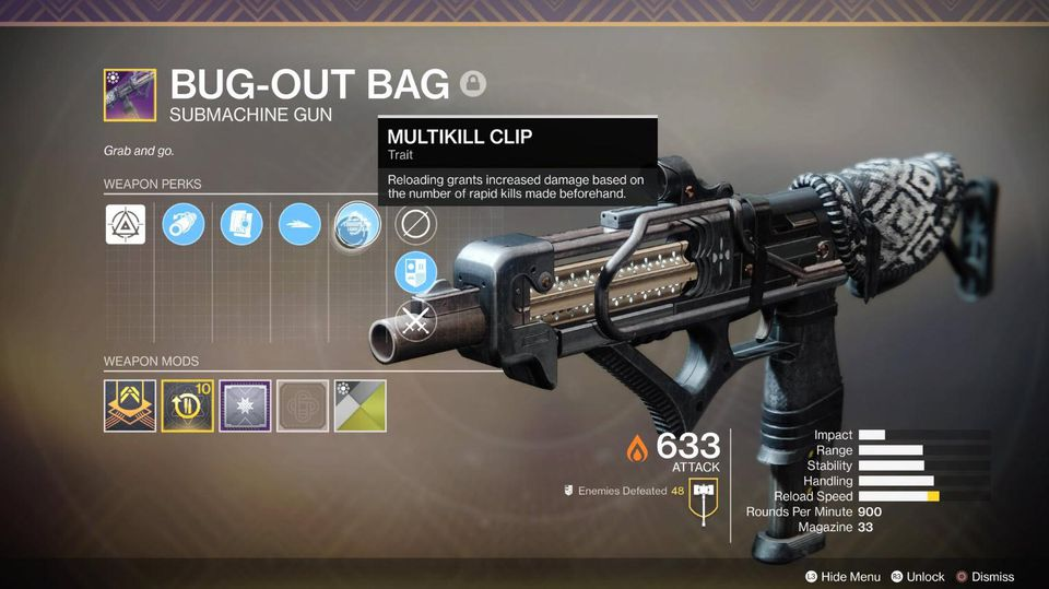 Getting Gambit Prime Curated Weapons in Destiny