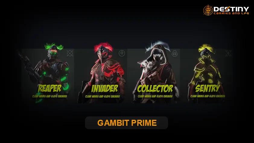 Gambit Prime 1