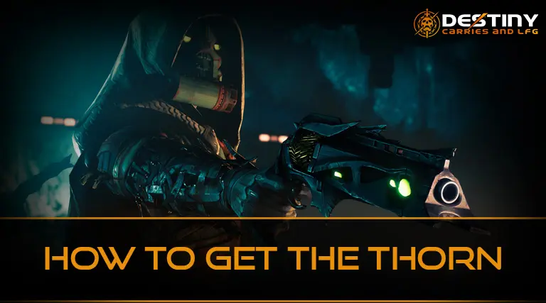 How to get the Thorn
