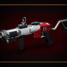 Mountaintop Grenade Launcher