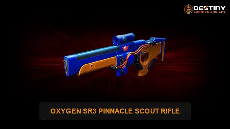 Oxygen SR3