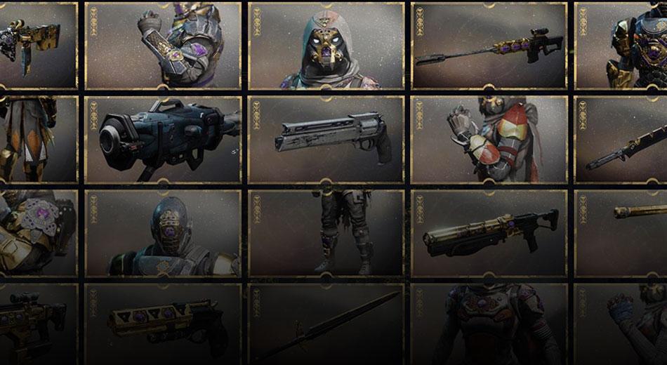 Pinnacle Weapons - Destiny 2