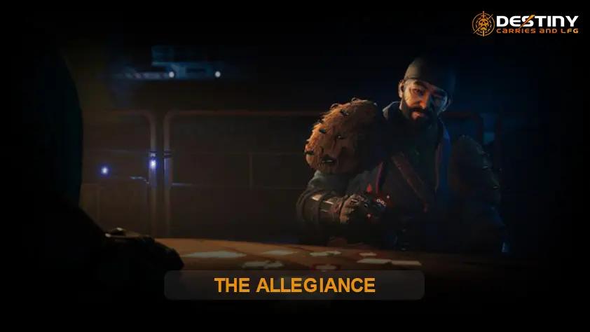 The Allegiance 1