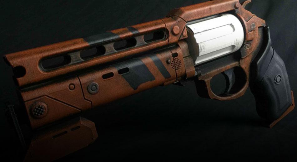 Luna's Howl Destiny 2 Crucible Pinnacle Weapon