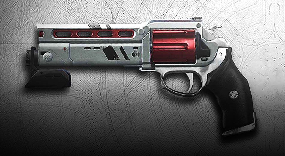 Luna's Howl Hand Cannon Carries For All Destiny Gaming Platforms