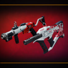 Mountaintop Grenade Launcher and Free Recluse