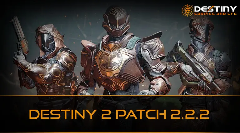 Destiny 2 Patch 2.2.2