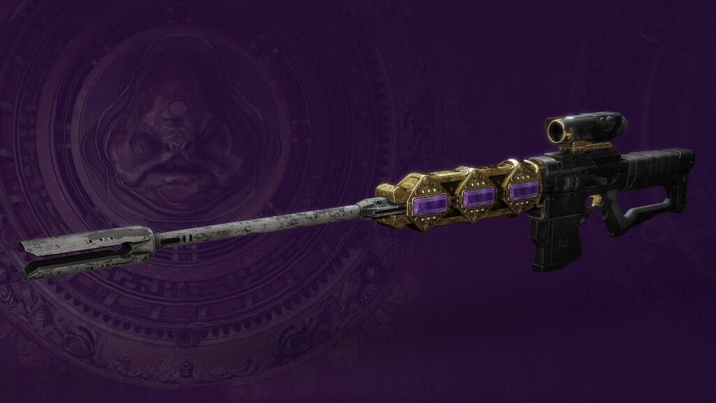 Beloved Sniper Rifle