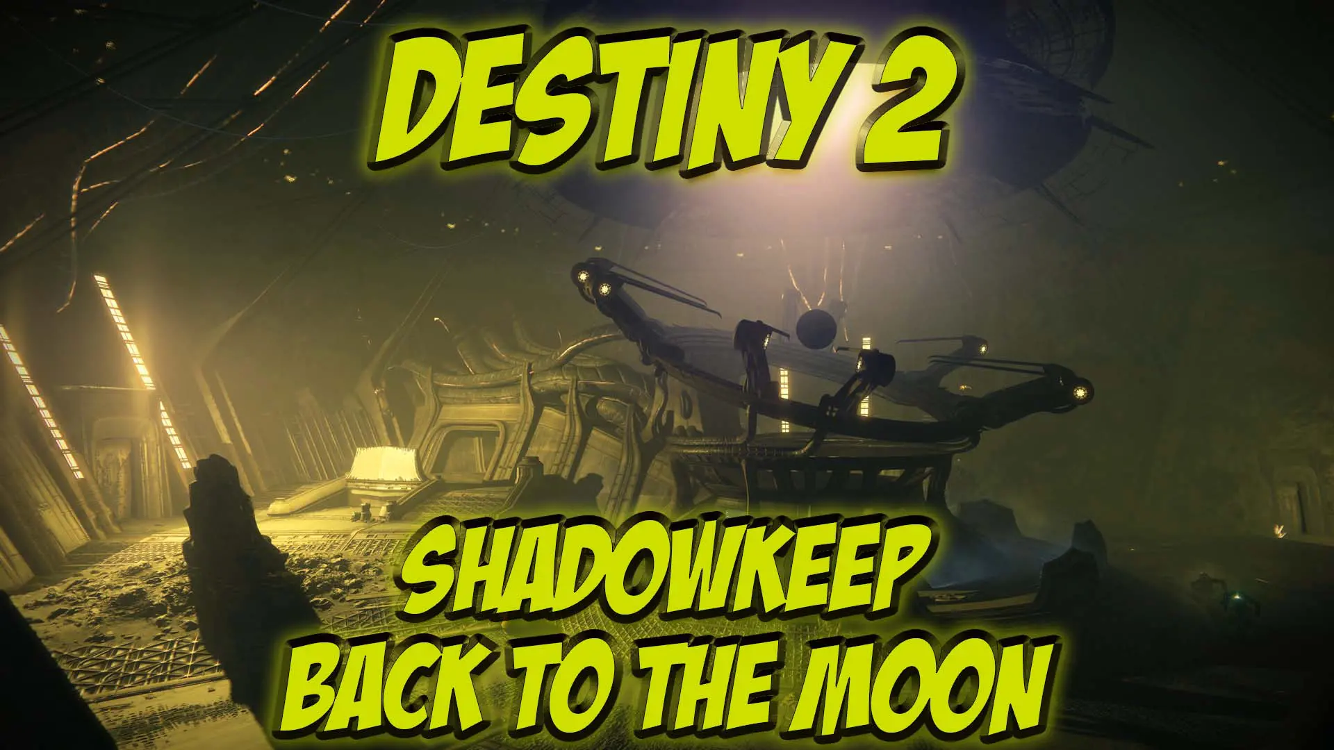 Destiny 2 Shadowkeep what we know so far