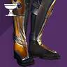 Shadows Boots Warlock Leg Armor