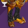 Shadows Greaves Titan Leg Armor