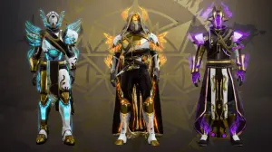 Masterwork the Majestic Armor