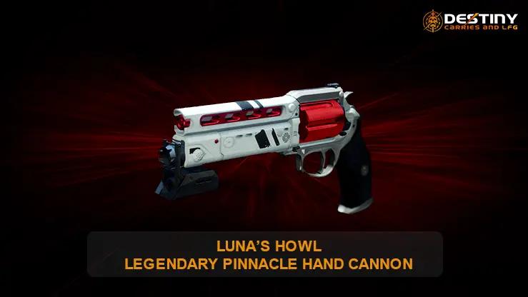 Luna's Howl Legendary