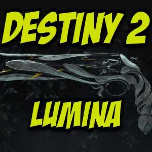 Destiny 2 Lumina Hand Cannon Exotic