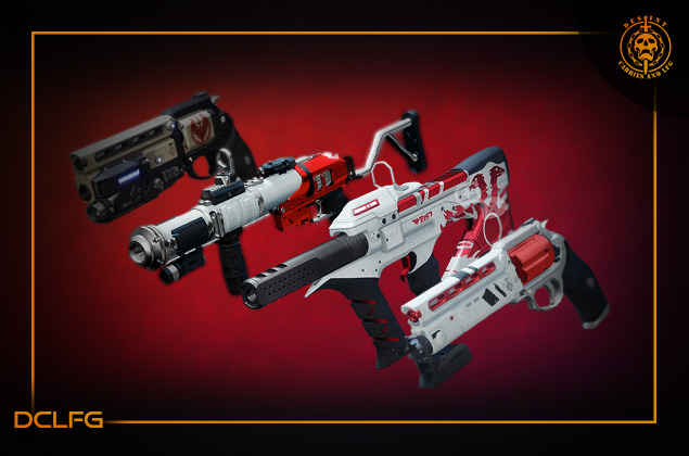 Legendary Pinnacle Weapon Deal