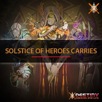 SOLSTICE OF HEROES CARRIES