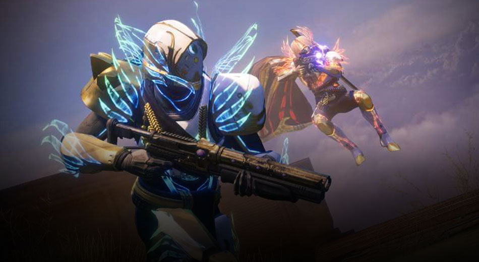 Shadowkeep's Armor 2.0 system is about bringing stats back to Destiny 2