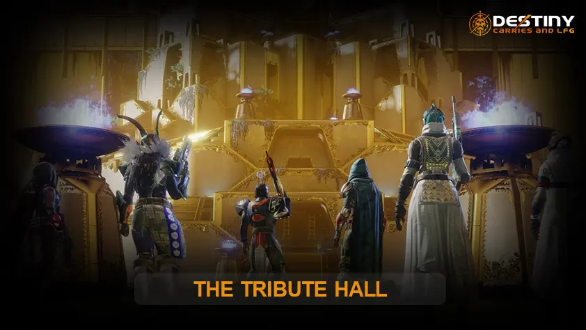 The Tribute Hall