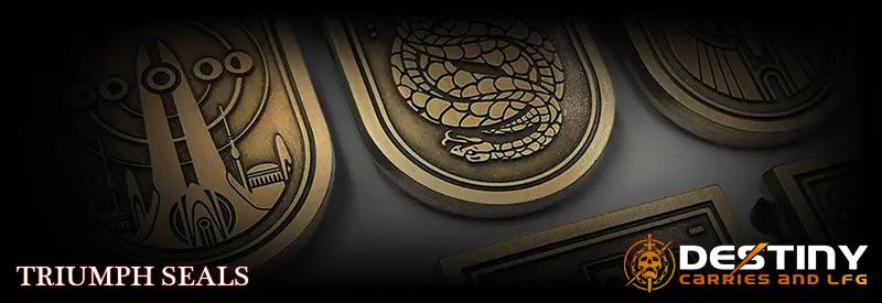 Triumph Seals Category Image
