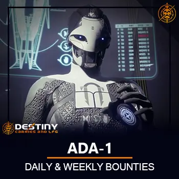 ADA 1 DAILY & WEEKLY BOUNTIES