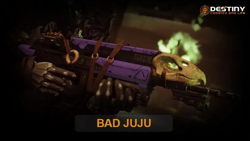 Bad-Juju-Weapon-Questline