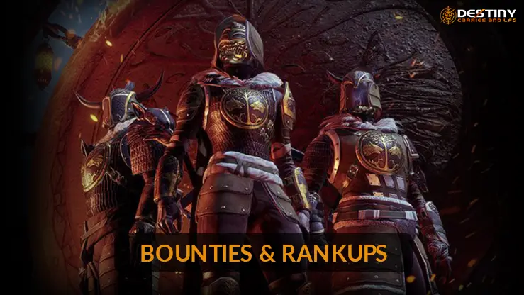Bounties-&-Rankups