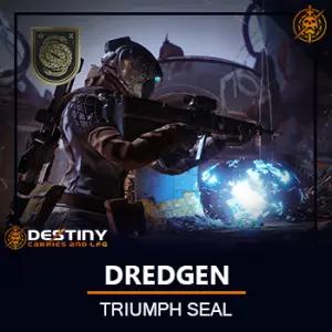 DREDGEN-TRIUMPH-SEAL