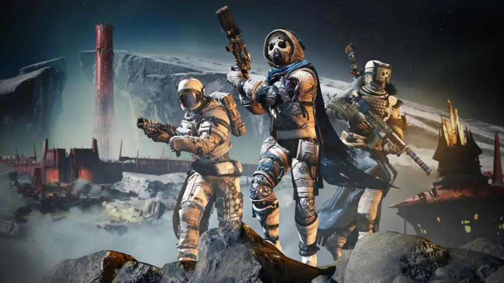 Destiny 2 Shadowkeep New Armor