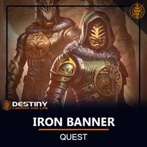 Iron Banner Quest Image