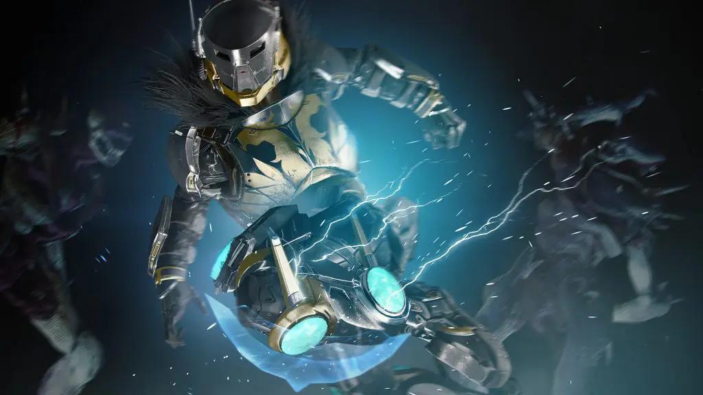 Destiny Titan Armor 2.0