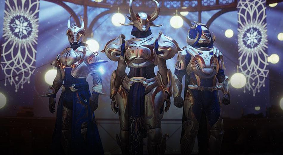 Shadowkeep Armor 2.0