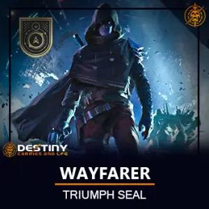 Dredgen Triumph Seal - Carriels Destiny et services de