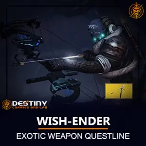 Weapons - Destiny Carries and LFG Boosting Services