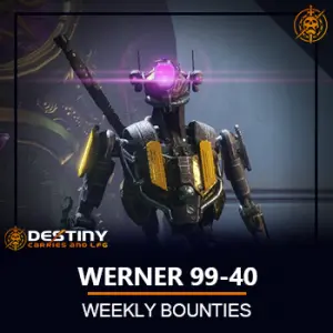 Werner-99-40-Weekly-Bounties