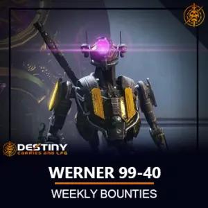 Werner-99-40-Weekly-Bounties