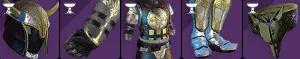 warlock armor set
