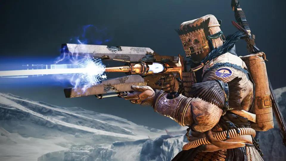 Destiny 2 Shadowkeep Divinity Trace Rifle