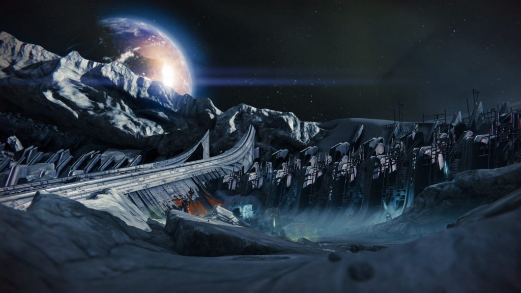 Destiny 2 Shadowkeep New Expansion