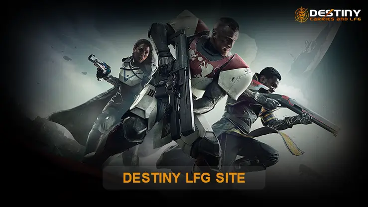 Destiny-LFG-Site