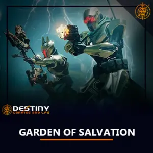 Garden of Salvation Product Card