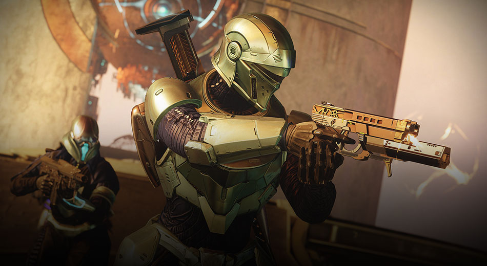 New Exotics and gear in Destiny 2's PAX 2019 build