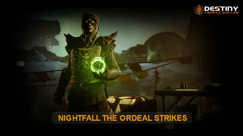Nightfall The Ordeal Internal Image