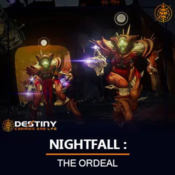 Nightfall The Ordeal