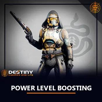 Power-Level-Boosting