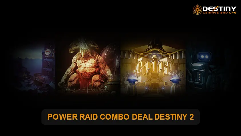 Power Raid Combo Deal Destiny 2