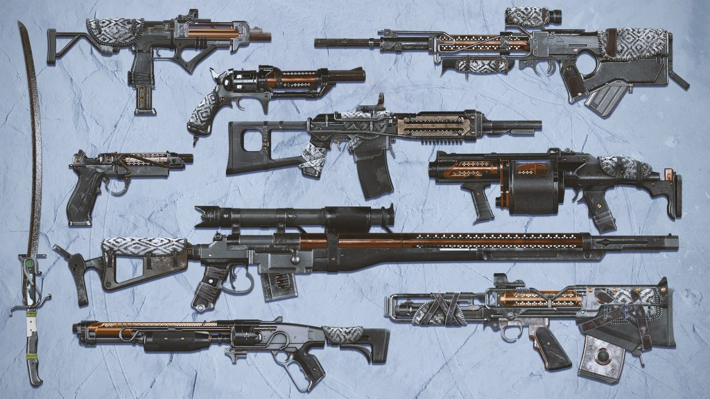 Reckoning Guns 1 1