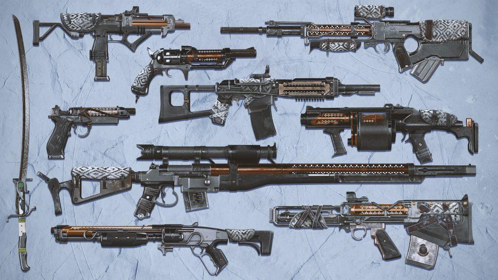 Reckoning Guns 1